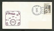 SKYLAB III RECOVERY FORCE PACIFIC SEP 25,1973 U.S.S. NEW ORLEANS  COPERNICUS **