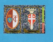 PANINI CALCIATORI 2003-04- Figurina n.589- TORINO+TREVISO -SCUDETTO-NEW+PUNTO