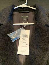 Eileen Fisher Sheared Suri Alpaca Boxy Coat
