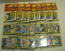 '87 Topps Rack Pack 48 Cards per Pack Lot of 8 Packs Free Ship w/ Pro Packing