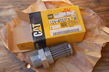 Caterpillar 124-0553 FILTER Spare Part Component Tractor Dozer Crawler Excavator