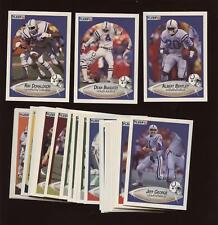 1990 Fleer Update Football Set (120) NM/MT
