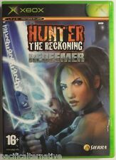 Jeu HUNTER THE RECKONING REDEEMER sur microsoft XBOX francais combat aschcroft 1
