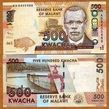 Malawi, 500 Kwacha, 2012, P-New, UNC