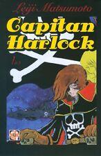 manga CAPITAN HARLOCK DELUXE EDITION N. 1-2-3-4-5 serie completa -  rw/goen