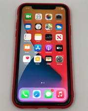 Apple iPhone 11 (PRODUCT)RED - 128GB (Factory Unlocked) A2111 (GSM + CDMA)