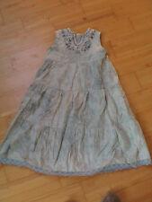 Liegelind, Kleid, Gr. 128 , blaufarben