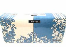 ArtStyle Paper Napkins 150 Luncheon Party Florished Blue 3 Ply Quality 13 x 13