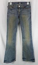 Original Rock Republic Roth Jeans Denim Womens Size 00, 24 Flare Low Rise Sample