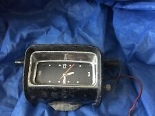 1958 OLDSMOBILE DASH CLOCK W/ BEZEL VINTAGE ORIGINAL 58 OLDS