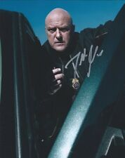 Dean Norris Breaking Bad autographed 8x10 photo with COA by CHA