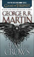 A Feast for Crows by George R. R Martin (author)