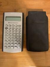 New ListingTexas Instruments Ba Ii Plus Professional Scientific Calculator - Silver