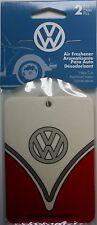 2 pk VW Volkswagen New car scented auto air freshener jetta wagon tdi bug toureg