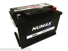PEUGEOT & CITROEN - Car & Van OEM Replacement Battery TYPE 096 - NUMAX 096
