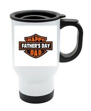 fathers day Personalised Thermal Travel Mug 14oz