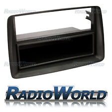 FIAT PANDA 2003 - 2012 Stereo Cd Radio Plancia singolo DIN + Vassoio Tascabile FP-01-06