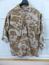#13 British Combat Jacket Tropical Desert Tarnhemd 180/96 Feldhemd L Tarnjacke
