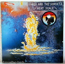 "12"" Vinyl SANDII and The SUNSETZ - Heat Scale"