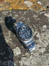 Para Hombre Swatch ironía Cronógrafo Reloj De V8 4 Joyas Hecho en Suiza.