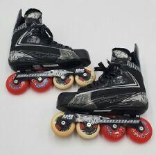 Mission Axiom A.3 Roller Hockey Blades Inline Skates Men's Size 6 US