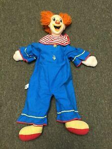 Vintage Bozo the Clown Children's Stuffed Doll