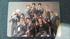 EXO K M ALL MEMBER GROUP Official PHOTOCARD XOXO Growl Photo Card 엑소 으르렁