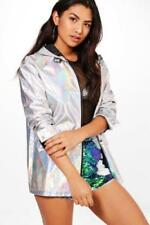 Cappotti e giacche da donna in argento taglia M