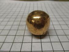 Copper Metal Element Sample 100+g Copper Sphere 99.99% Pure - Periodic Table