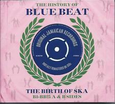 History Of Blue Beat - The Birth Of Ska B1-BB25 (3CD 2011) NEW/SEALED