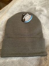 Pugs - Knit Hat - Gray