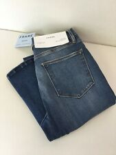 "Frame Le High Flare Skinny Flare Jeans New with Tags 27"" Columbus"
