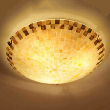 Tiffany Style Ceiling Lamp Pendant Light Fixtures Shell Chandelier Lighting Hot