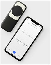 Eko DUO ECG + Digital Stethoscope w/Earp  in Silver, Black