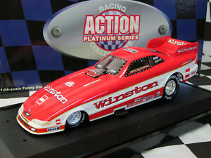 Whit Bazemore Winston Funny Car 1997 Mustang