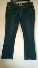 Women's L30 Indigo, Dark wash Flared, Kick Flare Jeans