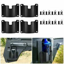 4 Pcs Door Cup Holder Drink Water Bottle Holder for Honda Pioneer 700-4 1000-5