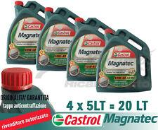 OLIO MOTORE CASTROL MAGNATEC 10W-40 A3/B3 CONFEZIONE 20 LT