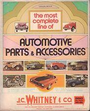 Automotive Parts & Accessories Catalog No.292 Mustang, 1971 022817nonDBE2