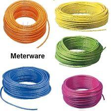 Baustellenleitungl H07BQ-G Meterware - Voll PUR - BQ Kabel in vielen Farben