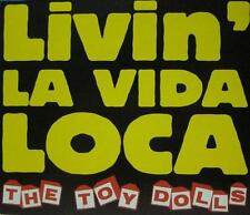 Toy Dolls(CD Single)Livin' La Vida Loca-Receiver-RRSCD 3018-UK-2000-New