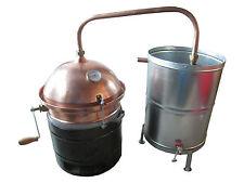 """Destille, 30 Liter, Modell """"Professional 30"""" mit Rührwerk und Thermometer"""