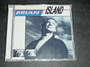BRIAN ISLAND CD S/T AOR HEAVEN 1 BONUS TRACK  - NEW & SEALED