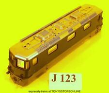 j123 jouef spares ho bodyshell elec re4/4 1166 cff sbb ffs fully glazed