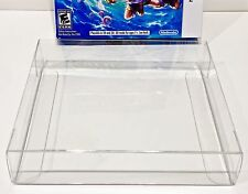 1 Box Protector for KID ICARUS UPRISING Nintendo 3DS  NTSC  Clear Plastic Case