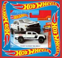 Hot Wheels 2020   ´19 CHEVY SILVERADO TRAIL BOSS LT    151/250   NEU&OVP