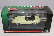 Vanguards Corgi VA04911 Jaguar E Type Primrose 1:43 mint in box