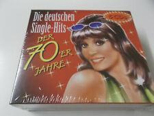 51519 - DIE DEUTSCHEN SINGLE-HITS DER 70er JAHRE - POLYDOR 5CD SET - NEU!