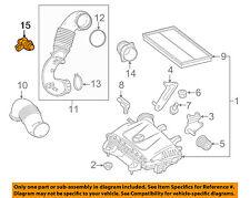 MERCEDES OEM 16-18 Metris 2.0L-L4 Radiator-Vent Hose 4475010125