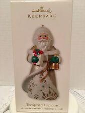 The Spirit Of Christmas Hallmark Keepsake Ornament